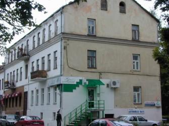 A. Juozapavičiaus g. 4, Vilniaus m.