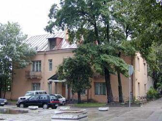 A. Juozapavičiaus g. 7, Vilniaus m.