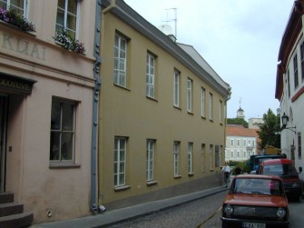 Gaono g. 3, Vilniaus m.