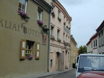 Gaono g. 5, Vilniaus m.