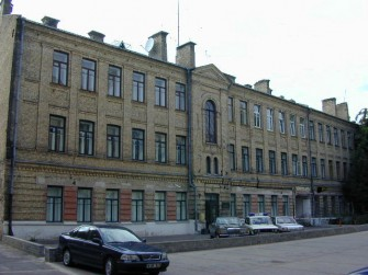 Jogailos g. 7, Vilniaus m.