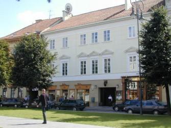 Vokiečių g. 8, Vilniaus m.