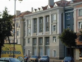 Vokiečių g. 3, Vilniaus m.