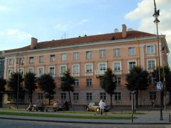 Vokiečių g. 1, Vilniaus m.