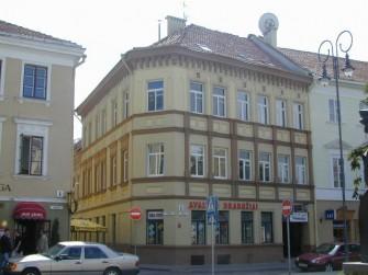 Vokiečių g. 6, Vilniaus m.