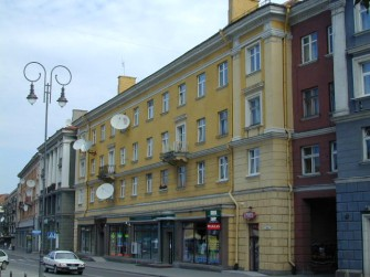 Vokiečių g. 9, Vilniaus m.