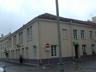 Dysnos g. 2, Vilniaus m.