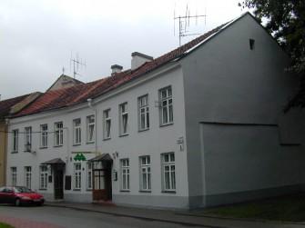 Dysnos g. 4, Vilniaus m.
