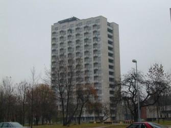 Saulėtekio al. 8, Vilniaus m.