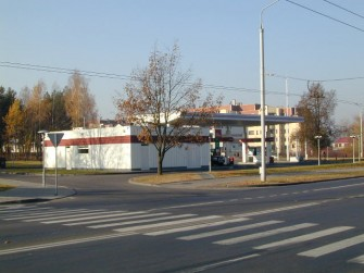 Saulėtekio al. 1, Vilniaus m.
