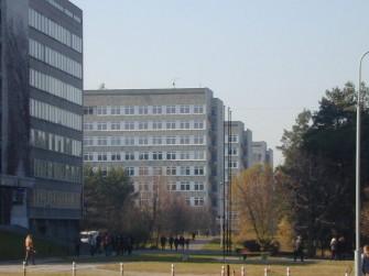Saulėtekio al. 9, Vilniaus m.