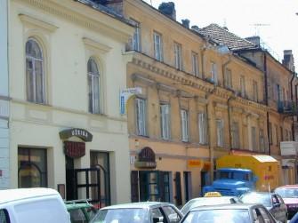 Šv. Stepono g. 4, Vilniaus m.