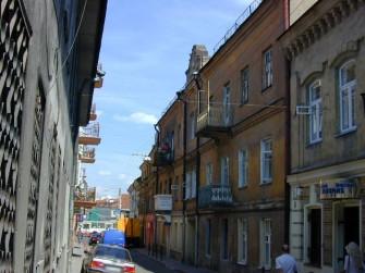 Šv. Stepono g. 6, Vilniaus m.
