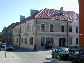 Šv. Stepono g. 9, Vilniaus m.