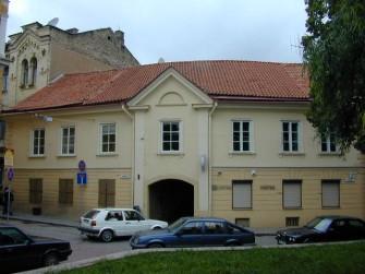Šv. Mykolo g. 12, Vilniaus m.