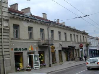 J. Basanavičiaus g. 3, Vilniaus m.