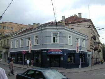 J. Basanavičiaus g. 1, Vilniaus m.