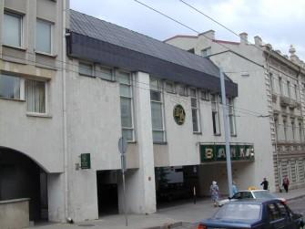 J. Basanavičiaus g. 7, Vilniaus m.