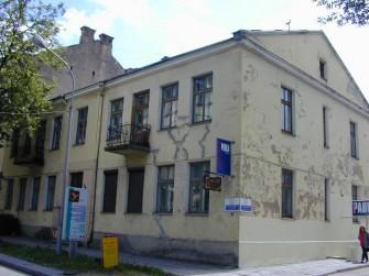 M. K. Čiurlionio g. 4, Vilniaus m.
