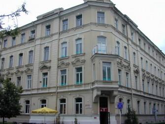 M. K. Čiurlionio g. 1, Vilniaus m.