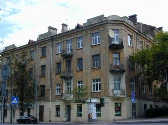 M. K. Čiurlionio g. 5, Vilniaus m.
