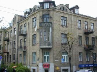 M. K. Čiurlionio g. 9, Vilniaus m.
