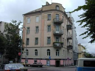 A. Jakšto g. 8, Vilniaus m.