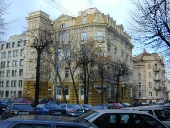 A. Jakšto g. 6, Vilniaus m.