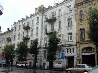 A. Jakšto g. 11, Vilniaus m.