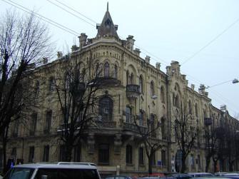 A. Jakšto g. 7, Vilniaus m.