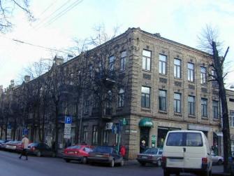A. Jakšto g. 5, Vilniaus m.