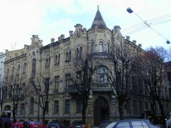A. Jakšto g. 9, Vilniaus m.