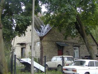 P. Skorinos g. 8, Vilniaus m.