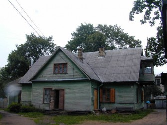 P. Skorinos g. 12, Vilniaus m.