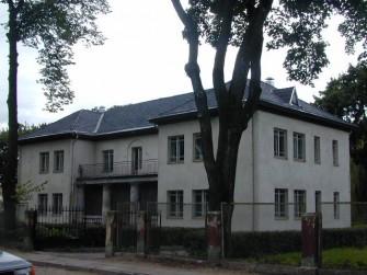P. Skorinos g. 14, Vilniaus m.