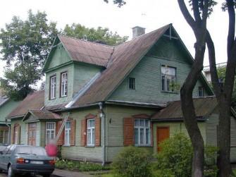 P. Skorinos g. 7, Vilniaus m.