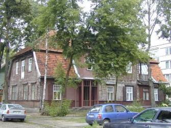 P. Skorinos g. 5, Vilniaus m.