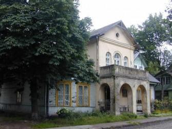 P. Skorinos g. 9, Vilniaus m.