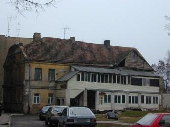 T. Ševčenkos g. 8, Vilniaus m.
