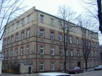 T. Ševčenkos g. 12, Vilniaus m.