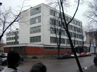 T. Ševčenkos g. 13, Vilniaus m.