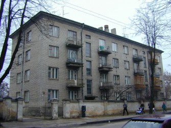 T. Ševčenkos g. 10, Vilniaus m.