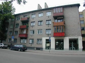 T. Ševčenkos g. 9, Vilniaus m.