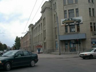 T. Ševčenkos g. 16, Vilniaus m.