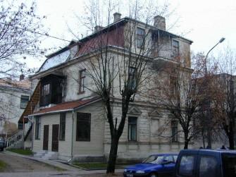 Aguonų g. 13, Vilniaus m.