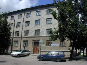 Statybininkų g. 3, Vilniaus m.