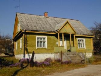 Šarkų g. 9, Vilniaus m.