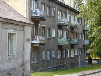 K. Vanagėlio g. 7, Vilniaus m.