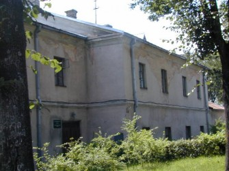 T. Kosciuškos g. 1, Vilniaus m.