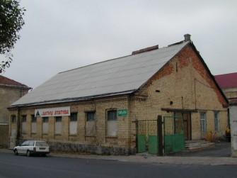 Panerių g. 12, Vilniaus m.